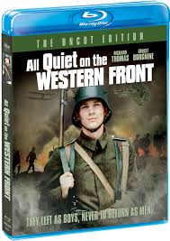 all quiet on the western front the uncut edition 1979 blu ray all quiet on western front bluray cover