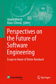 buy perspectives on the future of software engineering essays in perspectives on the future of software engineering essays in honor of dieter rombach