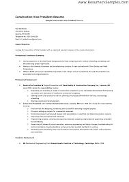 Construction Worker Sample Resume Stunning Construction Job Resume