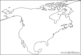 North America Map Coloring Page Free Map Of Coloring Page North