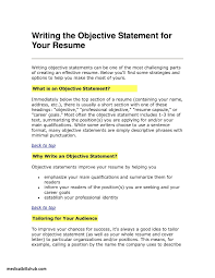 wording for resume objectives resume profile examples new sample resume objective phrases