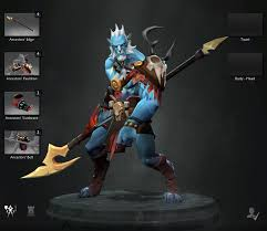 why isn t this phantom lancer s default loadout stance dota2