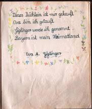 Was Früher Das Poesiealbum War Ist Heute Das Freundebuch