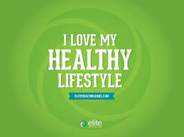 I love my healthy lifestyle | Fitness quotes, Health and wellness coach, Healthy  lifestyle