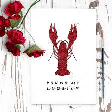 Friends Lobster Quote ...