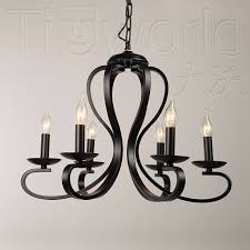 korean garden restaurant chandelier modern minimalist creative personality living room lights nordic white wrought iron chandelier