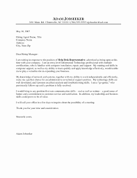 Awesome Collection Of Cover Letter No Experience Customer Service