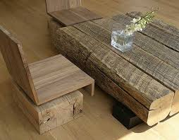 recycled wooden furniture. André Joyau\u0027s Salvaged Wood Furniture Celebrates Reclaimed Materials Recycled Wooden