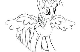 My Little Pony Sea Ponies Coloring Pages Of Color For Girls Moonoon