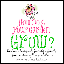 how does your garden grow blog