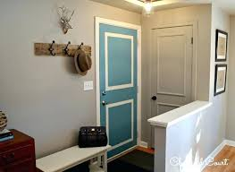 painting doors and trim diffe colors painting a door the same color as your walls paint painting doors and trim