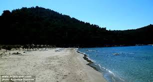 <b>Beaches</b> on Mljet Island