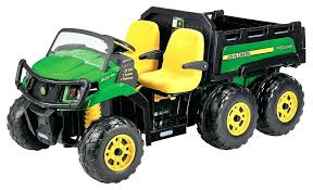 john deere battery operated riding toys peg gator powered toy