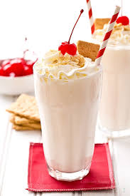 cheesecake milkshakes dessert for two