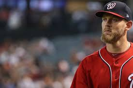 What Do The Arizona Diamondbacks Have On Stephen Strasburg
