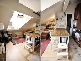 meatpacking district attic apartment, nyc attic apartments