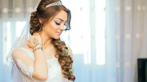 western indian bridal makeup