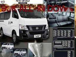2018 nissan urvan. delighful urvan new 2018 nissan urvan nv350 for sale in nissan urvan