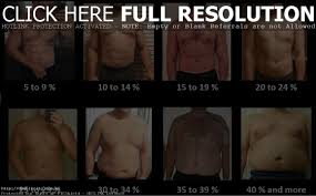 Body Fat Men Chart Jasonkellyphoto Co