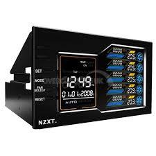 fan controller. nzxt sentry lx lcd fan controller a