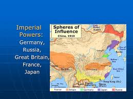 FOREIGN POWERS IMPERIALIZING CHINA US ISSUES AN OPEN DOOR POLICY