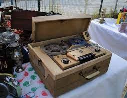 2. Dünya Savaşı'nda kullanılan ses kayıt cihazı antikacıda çıktı - Kültür  Sanat haberleri