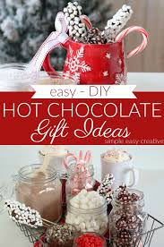 hot chocolate gift ideas holiday inspiration