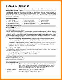9 Computer Analyst Resume Handyman Resume