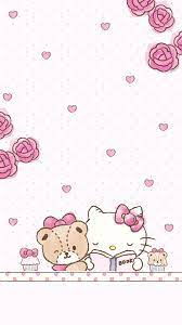 Hello kitty iphone wallpaper ...