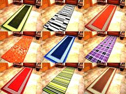 non skid rugs washable kitchen rug runner floor mats runners for