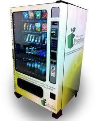Natural Vending Machines Beauteous Piece Of Mind Vending LLC