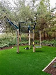 outdoor home gym ideas and outdoor gym for golf community fitness area utilizing the custom