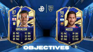 How to complete FIFA 21 Objectives for Grealish TOTY & Messi 12th Man -  Dexerto