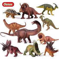 Oenux Original <b>Jurassic Dinosaur</b> Model New Ankylosaurus ...
