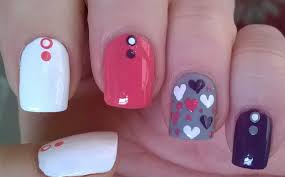 45+ Brilliant Valentine's Day Nail Art Ideas for the Artistic Women