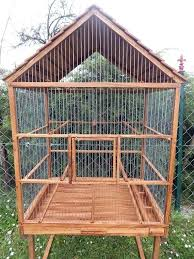 how to build a birdcage out of wood bird cage wooden handmade by on home decor
