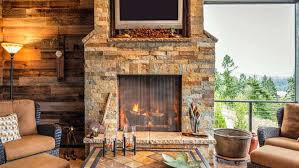 stone fireplace installation brown stone fireplace as focal point of living room stacked stone veneer fireplace diy