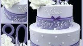 80th Birthday Cake Ideas For Grandma Christmas Gifts