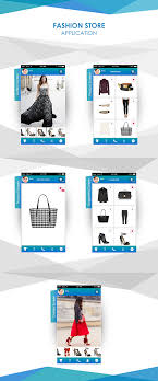 Clothing Design App Clothing Store App Design On Student Show