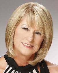 shoulder length hairstyles for older women photo 3