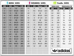 Yeezy 350 Size Chart Www Programme Neuf Var Fr
