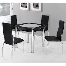 Everyday Spaces De Furniture Table Grey Centerpieces Glass Decor