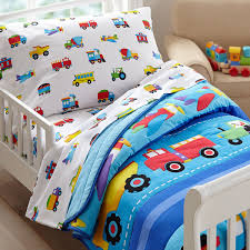 bedspread trains airplanes fire trucks toddler boy bedding bag sheet set with comforter tptx and large king size bedspreads cotton full contemporary