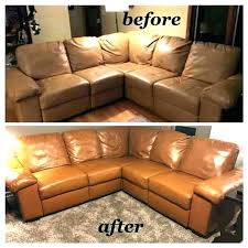 post how to paint leather furniture can u sofa you spray for white sofas best spray paint leather
