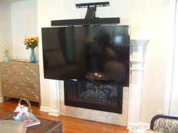 Mounting Tv Over Fireplace Lata Ventless Fireplace Recessed Under Mounting A Tv Over A Fireplace