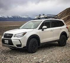 Lp Aventure On Instagram Our Customer Mitchell From California Sent Us A Nice Picture Of His Subaru Forester P Subaru Forester Mods Subaru Forester Subaru
