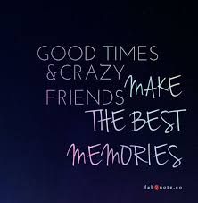 40 Quotes To Get You Excited For Your FREAKIN WEEKEND With Your BFFs Extraordinary Good Times Quotes