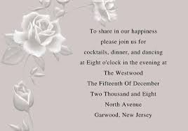 elegant silver flower wedding invitations iwi002 wedding Elegant Wedding Invitation Quotes response card, elegant silver flower wedding invitations iwi002 elegant formal wedding invitation wording