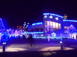 La Salette Christmas Lights 2016 The One Where Lisa Sees The Lasalette Shrine Christmas