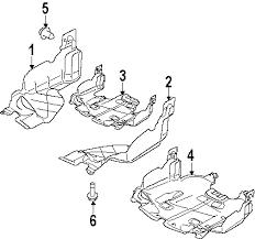 parts com® subaru impreza splash shields oem parts 2009 subaru impreza 2 5 gt h4 2 5 liter gas splash shields
